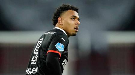 Donyell Malen, pemain PSV Eindhoven. - INDOSPORT