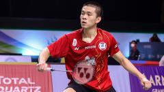 Indosport - Babak semifinal Swiss Open 2021 kembali menghadirkan kejutan, kali ini unggulan 2 asal Malaysia yakni Lee Zii Jia takluk atas bocah 19 tahun Kunlavut Vitidsarn.