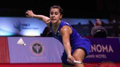 Indosport - Pebulutangkis Spanyol, Carolina Marin.