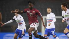 Indosport - Gelandang Torino, Soualiho Meite Jadi Rekrutan Pertama AC Milan