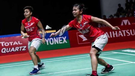 Berikut rekap hasil Toyota Thailand Open 2021, Kamis (21/01/21), di mana dari 10 wakil Indonesia di babak kedua, hanya 3 yang lolos ke babak perempat final. - INDOSPORT