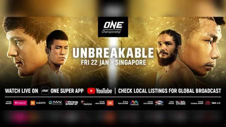 ONE Unbreakable. - INDOSPORT
