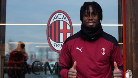 Berikut ini kami rangkum tiga keuntungan yang bisa didapatkan raksasa Liga Italia, AC Milan, dengan mendatangkan Soualiho Meite dari Torino. - INDOSPORT