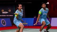 Indosport - Segini besaran hadiah yang bisa dibawa pulang Praveen Jordan/Melati Daeva Oktavianti dan Greysia Polii/Apriyani Rahayu andai juara di Yonex Thailand Open 2021.