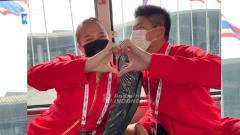 Indosport - Praveen Jordan,Melati daeva
