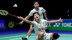 Indosport - Dechapol Puavaranukroh/Sapsiree Taerattanachai (thailand).