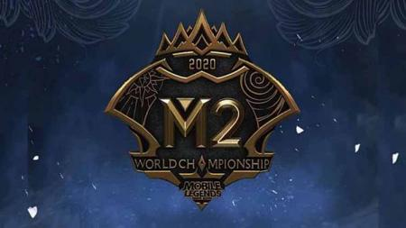 Logo M2 World Championship. - INDOSPORT