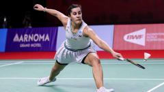 Indosport - Pebulutangkis asal Spanyol, Carolina Marin.