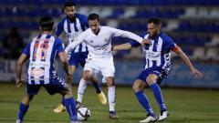 Indosport - Berikut hasil pertandingan Copa del Rey Alcoyano vs Real Madrid.
