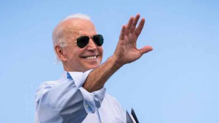 Joe Biden. - INDOSPORT