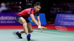 Indosport - Pebulutangkis tunggal putri Korea Selatan, An Se Young.
