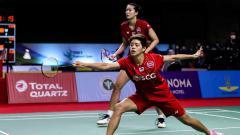 Indosport - Pasangan ganda putri asal Thailand, Puttita Supajirakul/Sapsiree Taerattanachai.