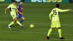 Indosport - LaLiga Spanyol Eibar vs Atletico Madrid