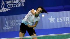 Indosport - Pebulutangkis tunggal putri Turki: Neslihan Yigit.
