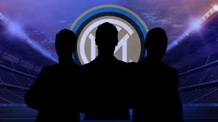 Kampiun Serie A Italia 2020/21, Inter Milan, dikabarkan tengah berburu bek sayap di bursa transfer musim panas ini. - INDOSPORT