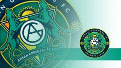Indosport - Klub Ansan Greeners FC.
