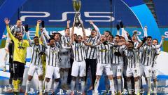 Indosport - Berhasil menjadi kampiun Piala Super Italia 2020 usai menundukkan Napoli, tenyata segini total hadiah yang didapatkan oleh Juventus.
