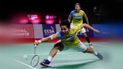 Indosport - Pasangan ganda putri Indonesia, Greysia Polii/Apriyani Rahayu.