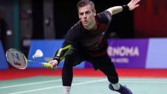 Indosport - Pebulutangkis tunggal putra Denmark, Hans-Kristian Solberg Vittinghus.
