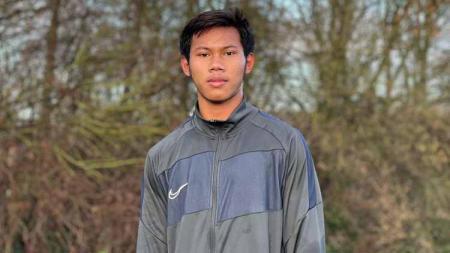 Pemain Garuda Select 3, Wahyu Agung Drajat Mulyono. - INDOSPORT