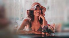 Indosport - Aktris Indonesia, Sophia Latjuba.