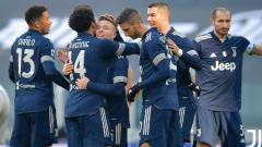 Indosport - Hasil Liga Italia Juventus vs Bologna: Assist Ronaldo Bawa Bianconeri Menang