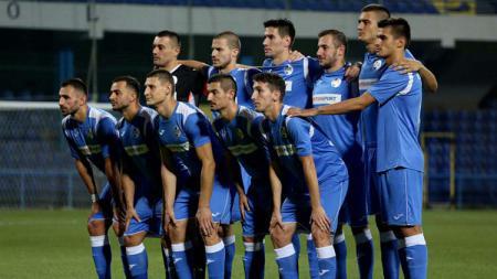 Klub asal Montenegro, Sutjeska Niksic, tengah menjadi perbincangan hangat menyusul ketertarikannya dengan pemain muda Persib Bandung, Beckham Putra Nugraha. - INDOSPORT