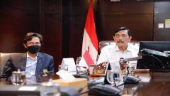 Indosport - Luhut Binsar Pandjaitan, Ketua Umum PB PASI.