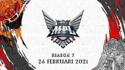 Berikut jadwal dan link live streaming pertandingan eSports Mobile Legends: Bang Bang Professional League (MPL) Indonesia Season 7
