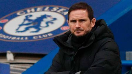 Frank Lampard gagal balas dendam ke Chelsea usai Nuno Espirito Santo berpotensi tukangi rival Liga Inggris, Crystal Palace. - INDOSPORT