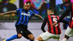 Indosport - Inter Milan vs AC Milan di Coppa Italia