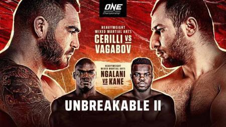 ONE: Unbreakable II. - INDOSPORT