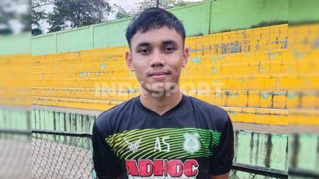 Pemain Timnas Indonesia U-19, Sandi Arta Samosir. - INDOSPORT