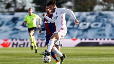 Real Madrid alami  nasib sial, sementara Sevilla berbahagia. Berikut rekap hasil LaLiga Spanyol 2020-2021. - INDOSPORT