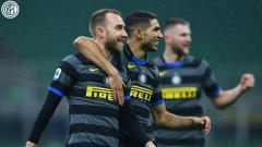 Indosport - Dibuang ke Inter Milan, Real Madrid ingin memulangkan lagi Achraf Hakimi pada bursa transfer musim panas dengan mahar segini.