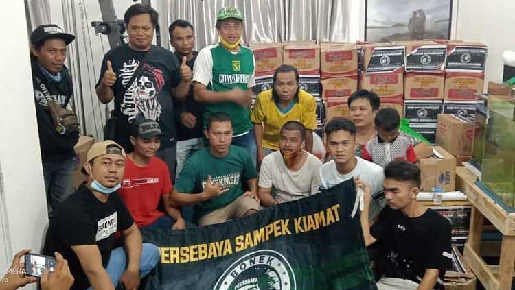 Solidaritas Sepak Bola, Pusamania hingga Bonek Peduli Korban Banjir Kalsel