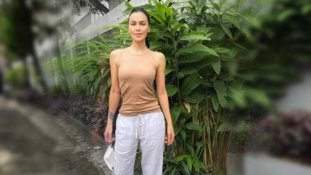 Aktris Indonesia, Sophia Latjuba. - INDOSPORT