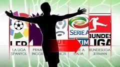 Indosport - Bursa Transfer musim dingin lima liga top Eropa akhirnya resmi ditutup pada tanggal 1 Februari 2021 waktu setempat, atau tanggal 2 Februari pagi ini WIB.
