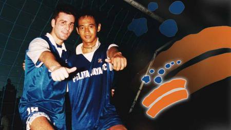 Serial Liga Indonesia Tanpa Klimaks: Hegemoni Semu Pelita Jaya 1997-1998. - INDOSPORT