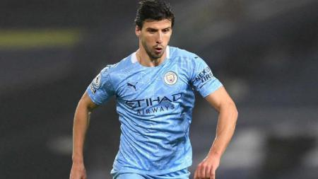 Bek tengah Manchester City, Ruben Dias. - INDOSPORT