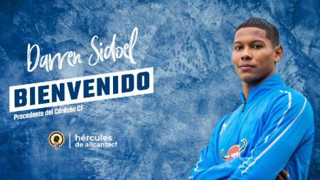 Darren Sidoel, bek keturunan wonosobo yang gabung klub Liga Spanyol - INDOSPORT