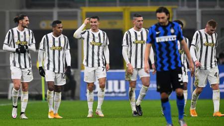 Berniat memperkuat lini tengahnya, Juventus saat ini dikabarkan tengah membidik salah satu bintang klub medioker LaLiga Spanyol. - INDOSPORT