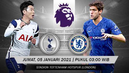 Tottenham akan menjamu Chelsea di Liga Inggris, Jumat (05/02/21). Tiga bintang The Blues ini wajib diwaspadai karena bisa bikin The Lilywhites makin terpuruk. - INDOSPORT