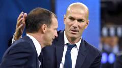 Indosport - Massimiliano Allegri 'resmi' jadi pelatih raksasa LaLiga Spanyol, Real Madrid ketika Zinedine Zidane putuskan hengkang ke Juventus gantikan Andrea Pirlo.