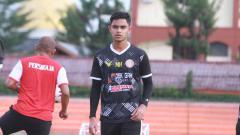 Indosport - Pemain Persiraja Banda Aceh, Miftahul Hamdi.