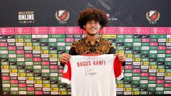 Indosport - Kalahkan Popularitas Elkan dan Egy, Bagus Kahfi Pemain Muda Terbaik Versi AFC.