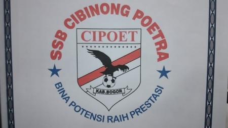 Logo SSB Cibinong Poetra. - INDOSPORT