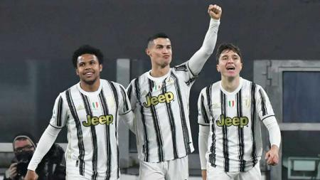 Juventus menang meyakinkan hancurkan Lazio. Berikut rekap hasil Serie A Liga Italia 2020-2021. - INDOSPORT