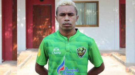 Todd Rivaldo Ferre akan memulai petualangannya di kompetisi Liga 2 Thailand bersama Lampang FC - INDOSPORT