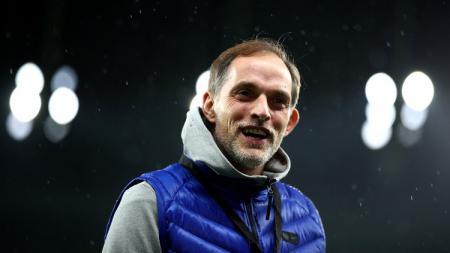 Pelatih Chelsea, Thomas Tuchel. - INDOSPORT